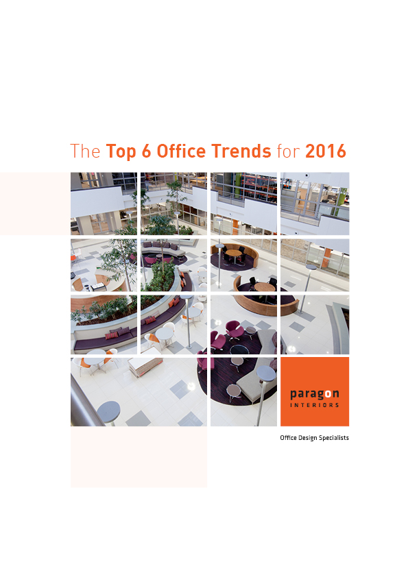 The Top 6 Office Trends For 2016