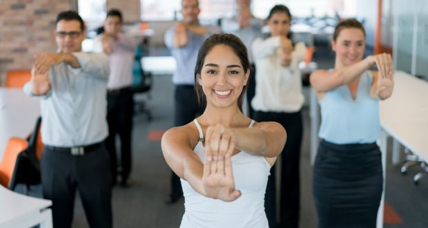Wellness in the workplace 9